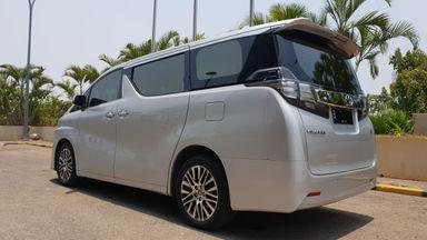 2015 Toyota Vellfire G ATPM - Mulus Terawat (s-6)