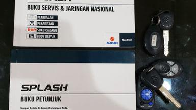 2010 Suzuki Splash Gl - bekas berkualitas (s-10)