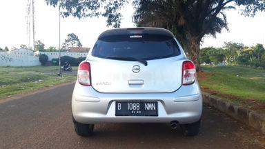 2012 Nissan March XS - Istimewa (s-8)