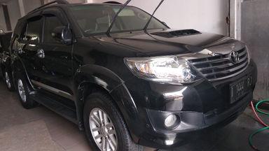2012 Toyota Fortuner VNT - mulus terawat, kondisi OK, Tangguh
