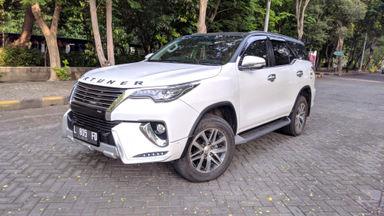 2016 Toyota Fortuner VRZ - Full variasi Istimewa