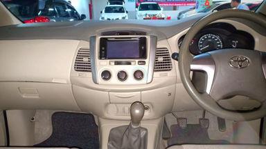 2014 Toyota Kijang Innova 2.0 G Manual - Mulus Terawat (s-6)