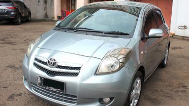 2008 Toyota Yaris E AT - barang bagus rawatan banget (s-0)