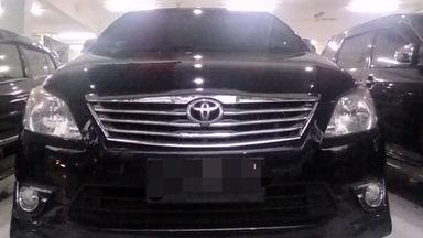 2013 Toyota Kijang Innova V - Istimewa Siap Pakai Langsung Tancap Gas