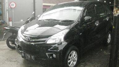 2012 Toyota Avanza g - Tinggal pakai