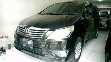 2013 Toyota Kijang Innova 2.0 V - Terawat Siap Pakai