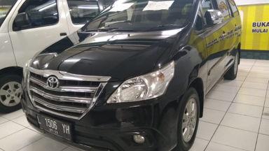 2011 Toyota Kijang Innova G diesel At - Kondisi Istimewa Siap Pakai