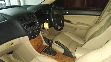 2004 Honda Accord MT - mulus terawat, kondisi OK, Tangguh (s-3)