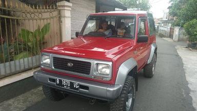 1996 Daihatsu Rocky I - full modifikasi