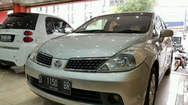 2008 Nissan Latio 1.8 AT - Kondisi Istimewa Terawat