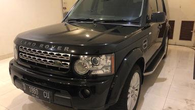 2011 Land Rover Discovery 3.0 TDV6 - Terawat Mulus Banget
