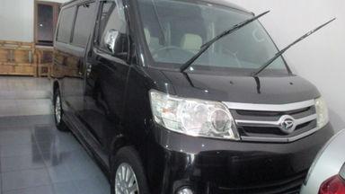 2008 Daihatsu Luxio X - Dijual Cepat