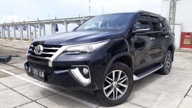 2016 Toyota Fortuner 2.4 VRZ AT - Proses Cepat Tanpa Ribet