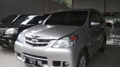 2011 Toyota Avanza G - Murah Dapat Mobil Mewah