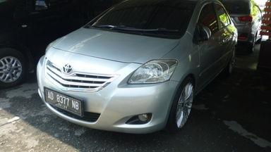 2008 Toyota Vios G - Fitur Mobil Lengkap