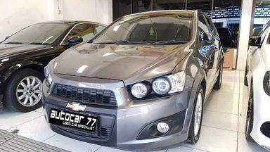 2013 Chevrolet Aveo 1.4L - Proses Cepat Dan Mudah