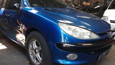 2004 Peugeot 206 1.6 - Kondisi Mulus Siap Pakai