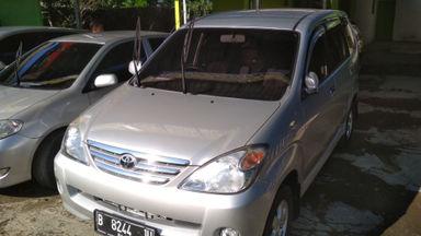 2005 Toyota Avanza G - Barang Istimewa Dan Harga Menarik