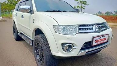 2014 Mitsubishi Pajero Sport Dakar - TDP minim bisa bawa pulang mobil