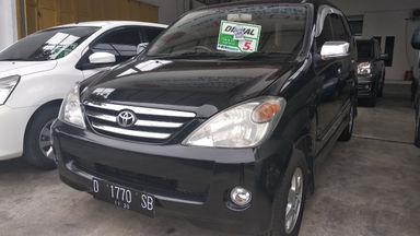 2005 Toyota Avanza G - mulus terawat, kondisi OK, Tangguh