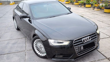 2013 Audi A4 1.8 TFSi - Good Condition