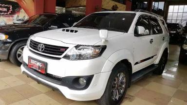 2014 Toyota Fortuner VNT AT - Harga Terjangkau