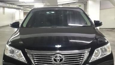 2013 Toyota Camry 2.5 V - Kondisi Mulus Tinggal Pakai (s-3)