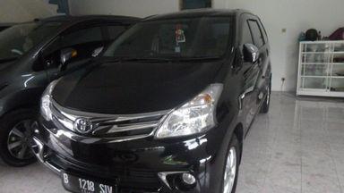 2014 Toyota Avanza G - Nyaman Terawat