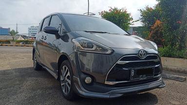 2017 Toyota Sienta Q AT - Terawat Siap Pakai (s-3)