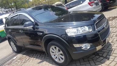 2011 Chevrolet Captiva 2.4 L AT Facelift - Kondisi Ok & Terawat