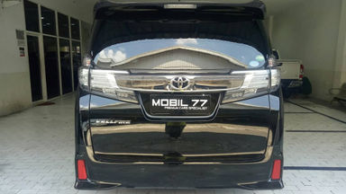 2015 Toyota Vellfire ZG premium sound - Barang Istimewa Menerima Cicilan (s-5)