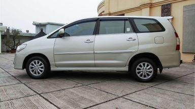 2014 Toyota Kijang Innova Grand New V - Mobil Pilihan (s-6)
