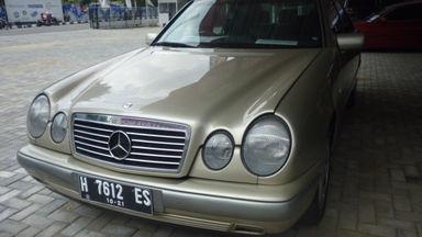 1996 Mercedes Benz A-Class E 320 - Barang Cakep