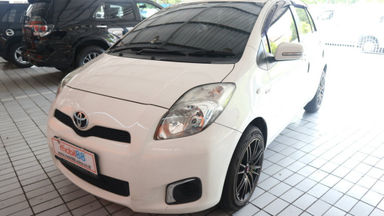 2013 Toyota Yaris J - Kondisi Mulus Tinggal Pakai Harga Kredit