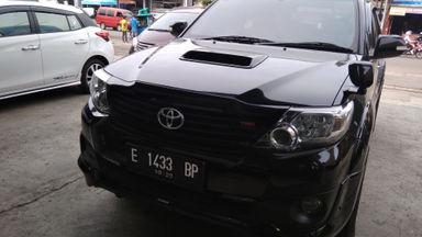 2014 Toyota Fortuner G TRD - Barang mulus harga nego