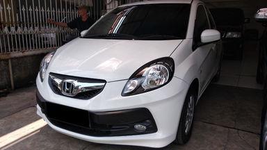 2013 Honda Brio E - mulus terawat, kondisi OK, Tangguh (s-0)