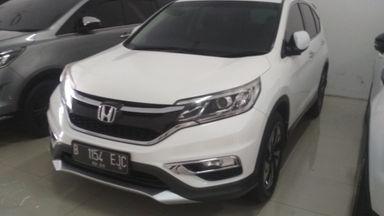 2015 Honda CR-V Prestige - Kondisi Istimewa
