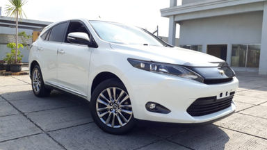 2015 Toyota Harrier 2.0 Audioless At - Kondisi Ciamik (s-7)