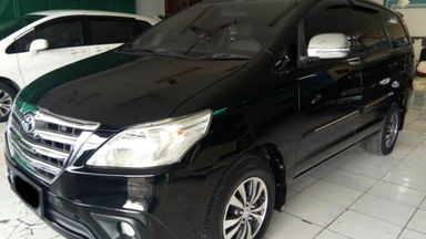 2015 Toyota Kijang Innova G 2.0 - Manual Good Condition