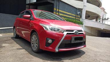 2017 Toyota Yaris 1.5 G AT - Kondisi Mulus Tinggal Pakai (s-10)