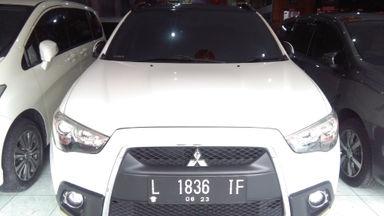 2012 Mitsubishi Outlander PX - Mulus Pemakaian Pribadi