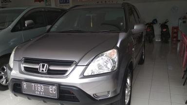 2004 Honda CR-V 2.0 - Mesin Terawat
