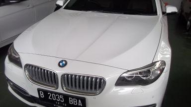 2014 BMW 5 Series 520i - Unit istimewa, seperti baru.