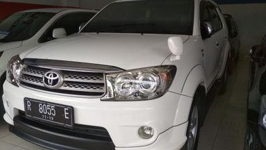 2009 Toyota Fortuner 2.5 - Barang Istimewa Dan Harga Menarik