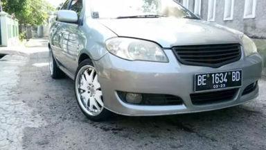 Jual Mobil Bekas 2006 Toyota Vios E Bandar Lampung 00ca448 Garasi Id