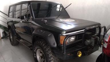 1993 Chevrolet Trooper 4X4 - Nyaman Terawat