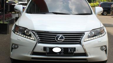 2013 Lexus RX RX - TERAWAT & SIAP PAKAI (s-0)