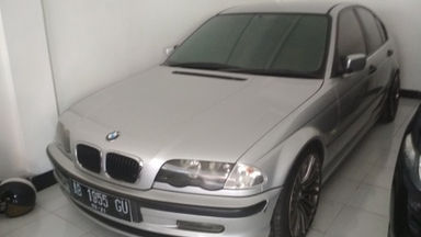 2000 BMW 3 Series 318I - Body Mulus
