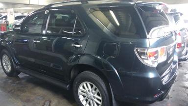 2012 Toyota Fortuner G - Favorit Dan Istimewa (s-4)