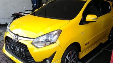 2018 Toyota Agya TRD S - Kondisi Mulus Siap Pakai